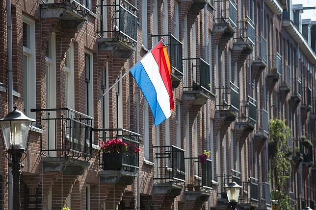 Dutch Netherlands flag