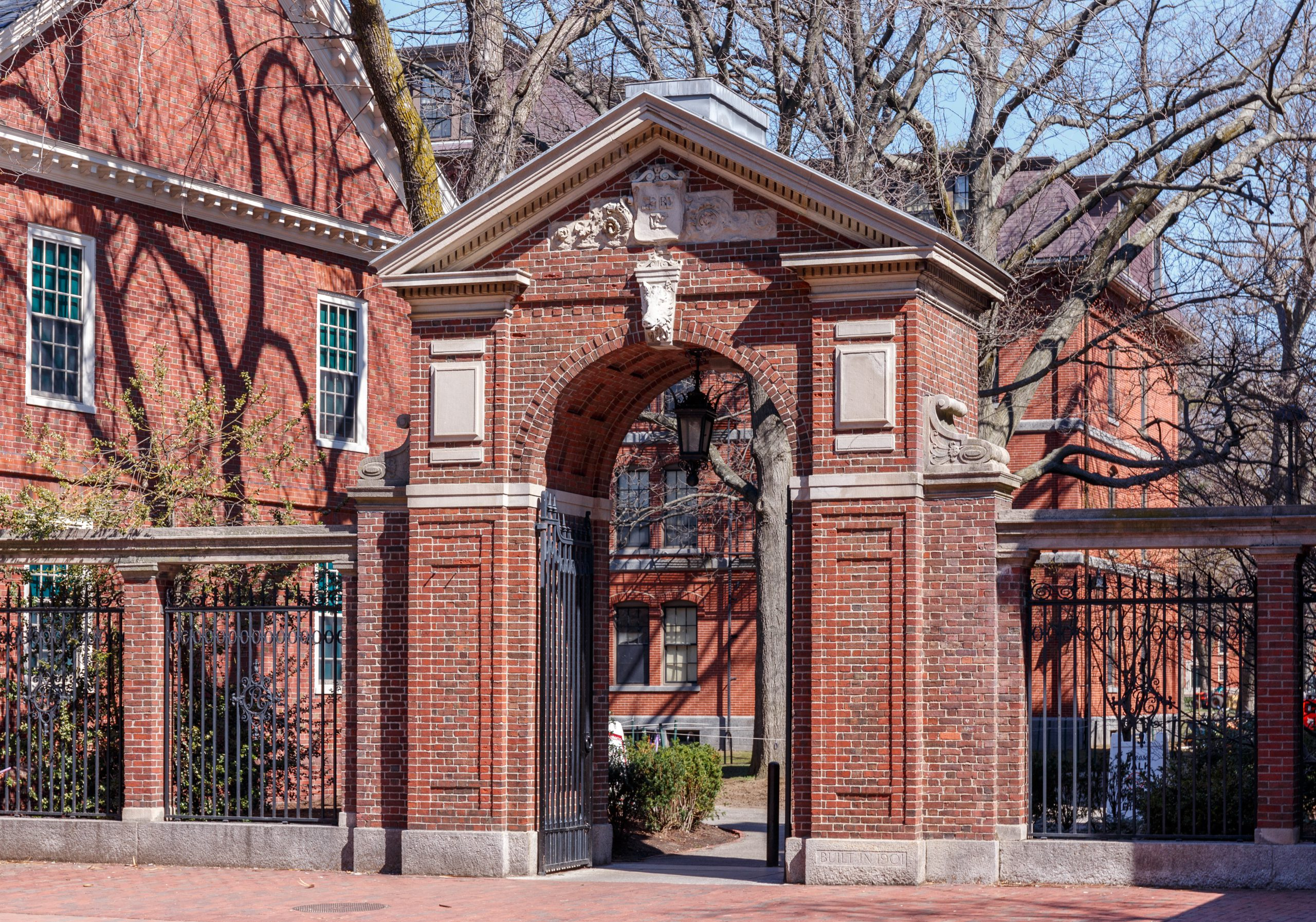 Harvard Gates - University Language Degrees