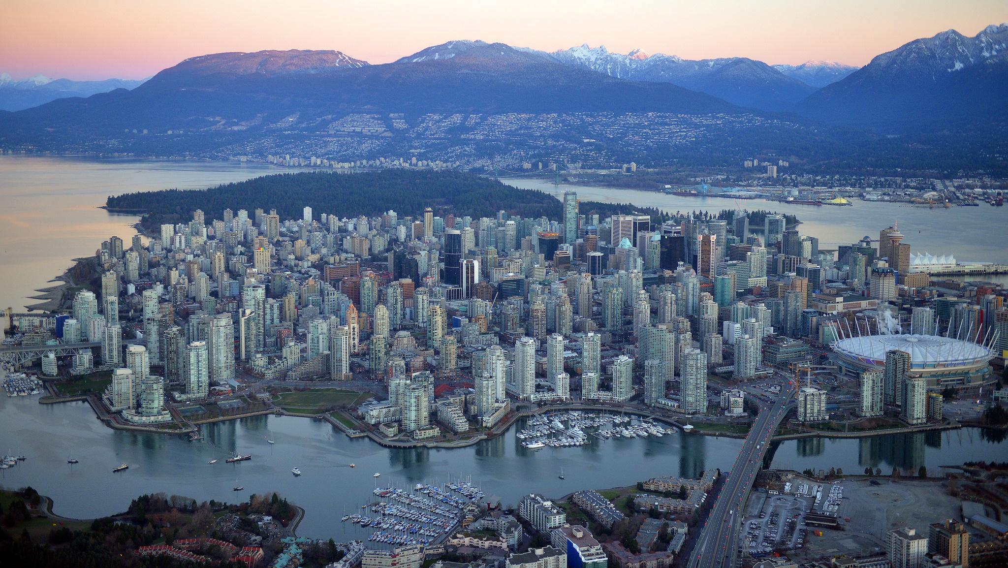 Vancouver, Canada, British Columbia