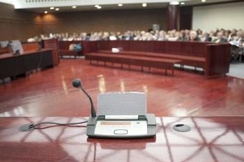 courtroom interpreting