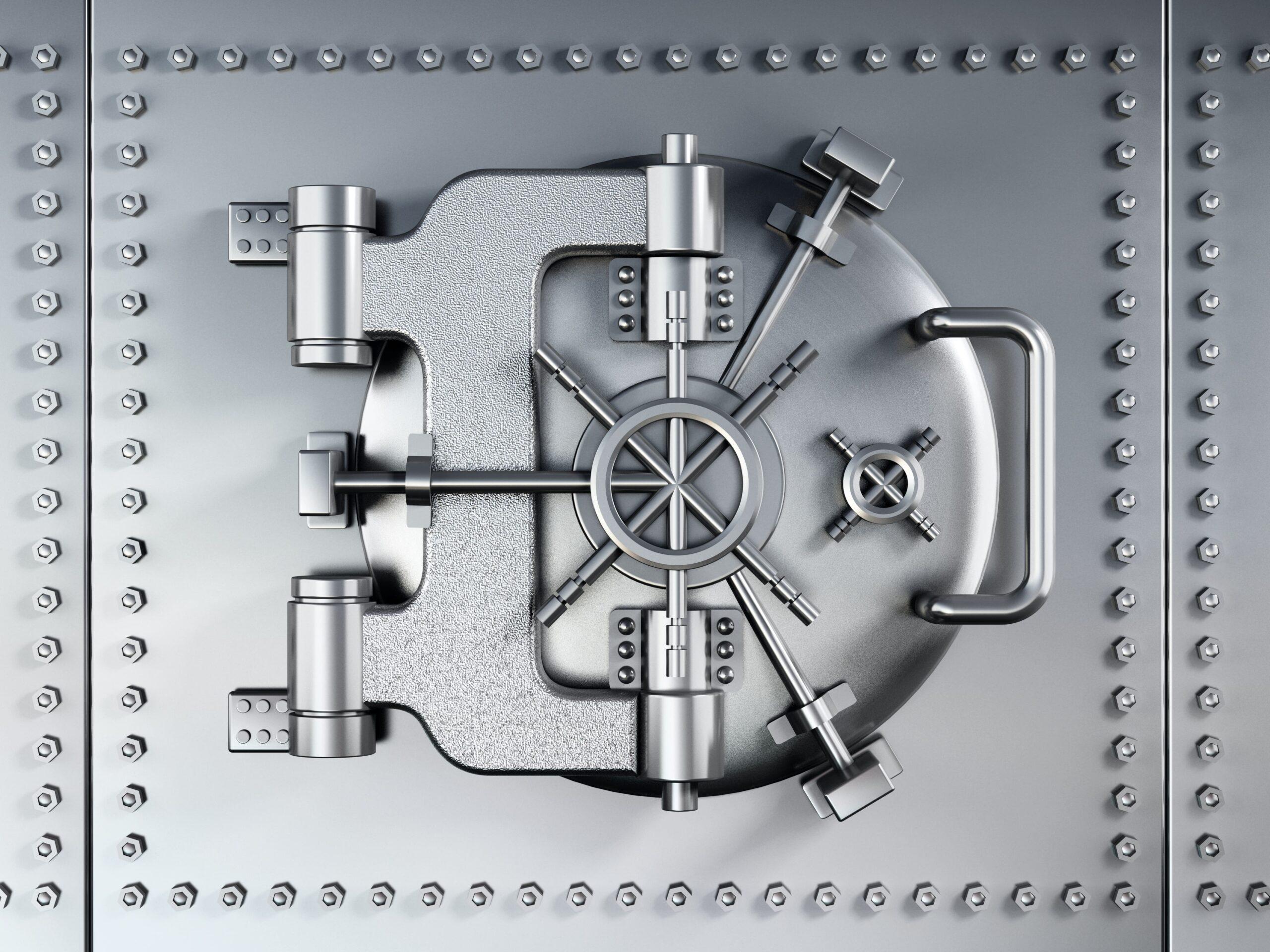 Safety lock box