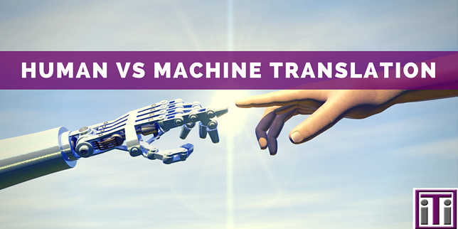Human vs Machine Translation Services