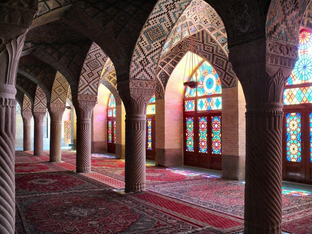 Iran temple