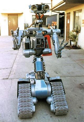 meet terpii. robot johnny 5