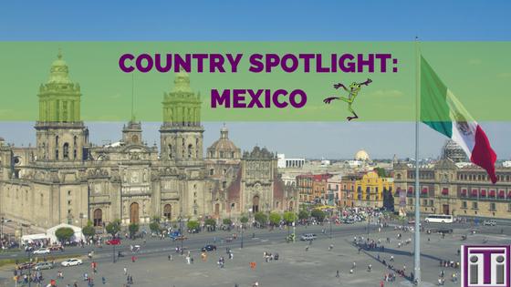 Mexico city, Mexico country spotlight