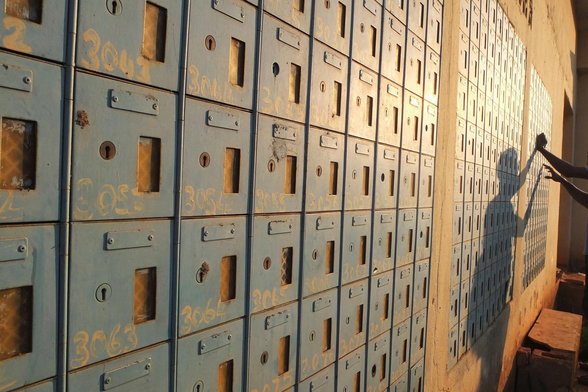 Post office in Nigeria