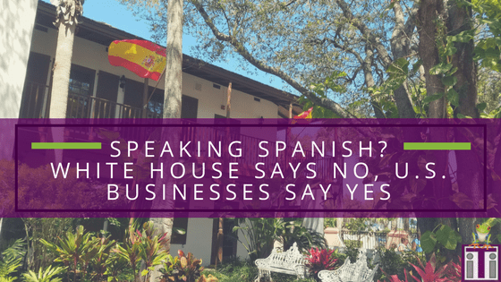 Speaking Spanish- Blog Title