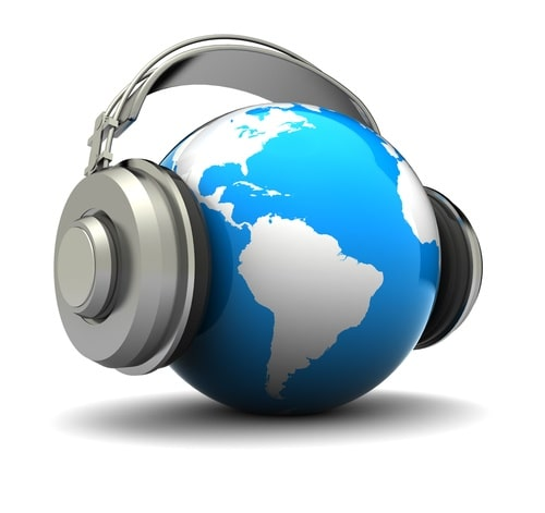 audio localization