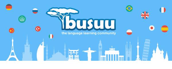 Busuu banner