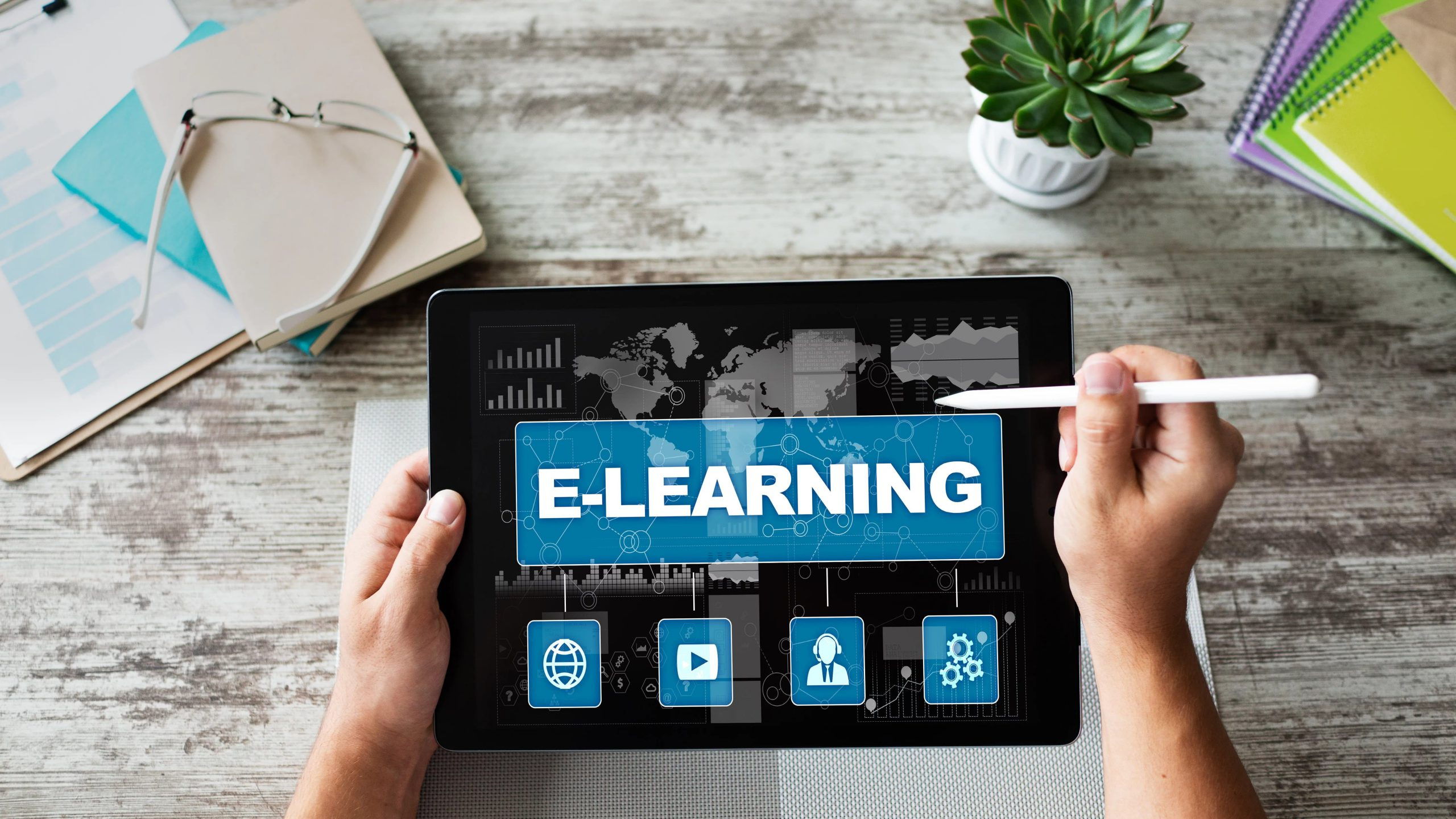 Reach Your Widest Audience Through E Learning Localization Iti Translates