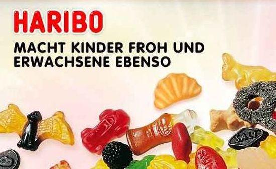 Haribo German ad