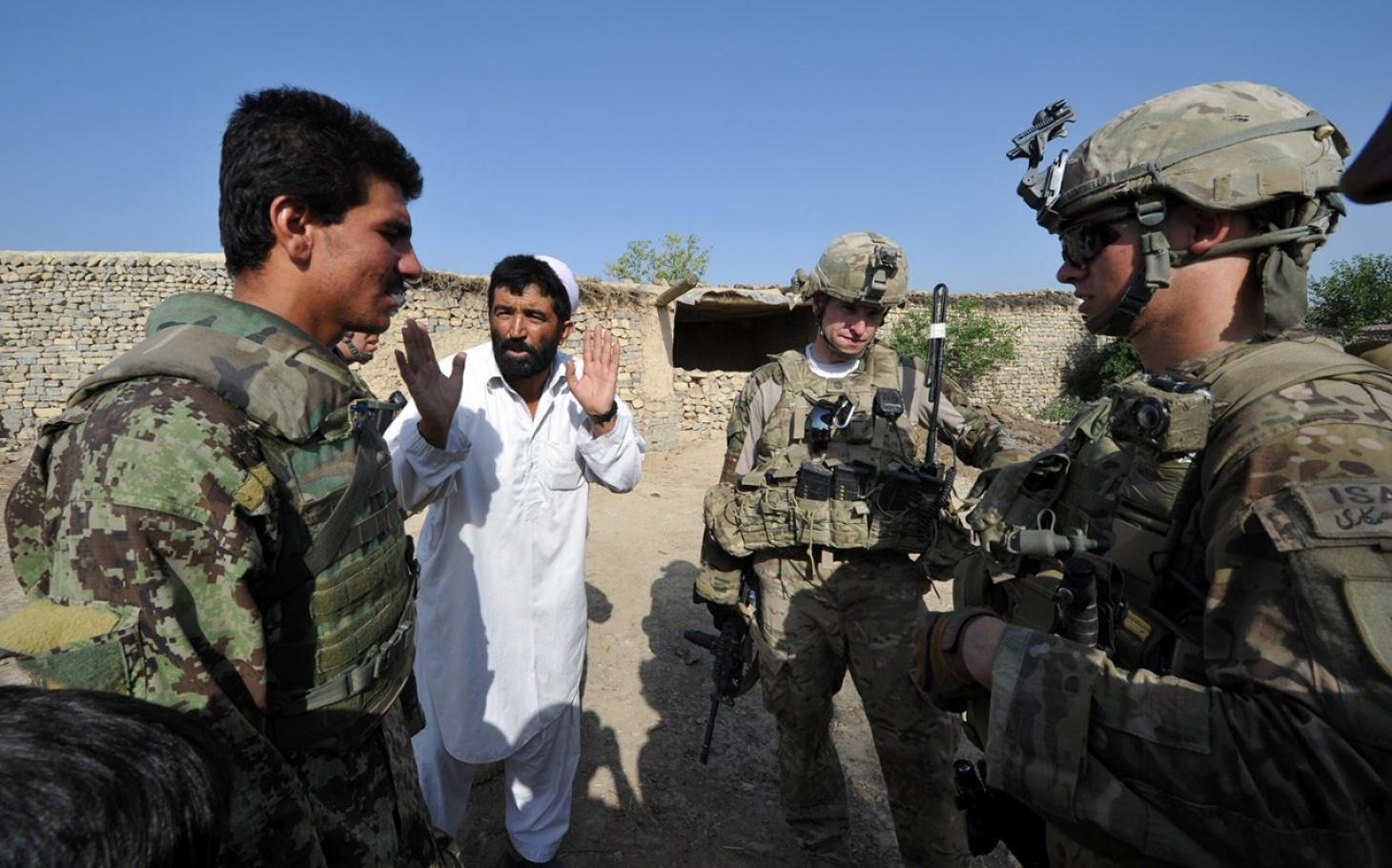 military interpreter