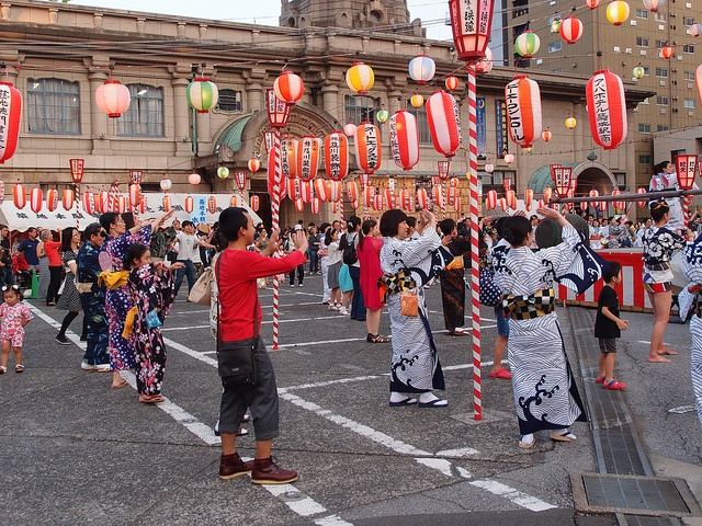 obon festival in Japan