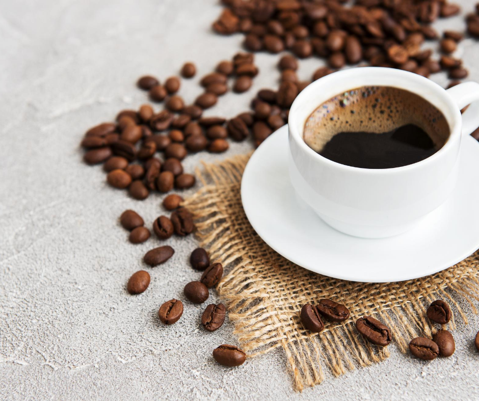 The English word coffee derives from the Arabic language