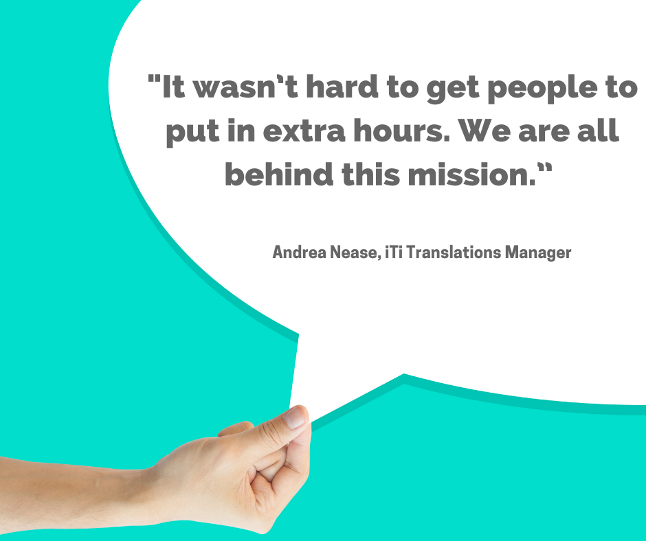 translations manager quote